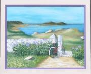 tableau paysages bord de mer aguapanthes velo mer : les aguapenthes