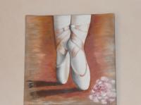 les chaussons de ballerines