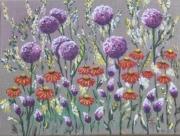 tableau fleurs fleurs sauvages : fleurs sauvages
