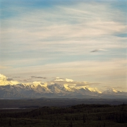 photo paysages alaska mckinley montagne glace : Alaska_036