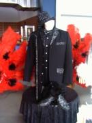 textile clothing : Veste