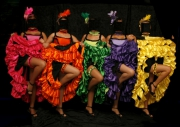 textile clothing : Cancan