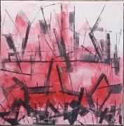 tableau architecture : la vie en rose