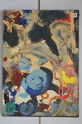 tableau abstrait art : essais2