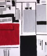 tableau abstrait : ARCHITECTURE