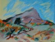 tableau paysages : DOUCEUR D'ETE