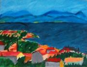 tableau paysages : CORSICA