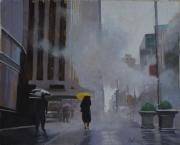 """tableau villes new york amerique voyages personnages : """"Comme une envie d'être ailleurs"""""""