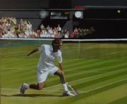 """tableau sport tennis sport wimbledon angleterre : """"A l'avenir prévoyez un parapluie"""""""