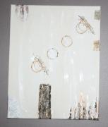 tableau abstrait design originale unique relief : actuelle modèle 1