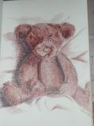 dessin animaux ourson : petit ourson
