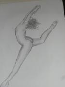 dessin nus nue femme : nue 2