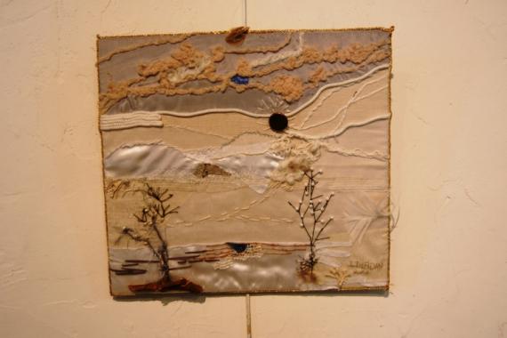 ART TEXTILE, MODE attrayant très décoratif Paysages  - paysage