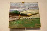art textile mode paysages original tres decoratif attrayant : Paysage