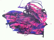 painting abstrait : ...