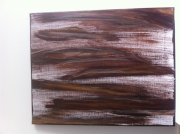 painting abstrait : nuance