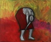 painting abstrait art artiste peintre galerie louvre paris galerie abstrait con abstrait expressionn : PINA ART COULEUR 28