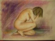 dessin nus : rupture