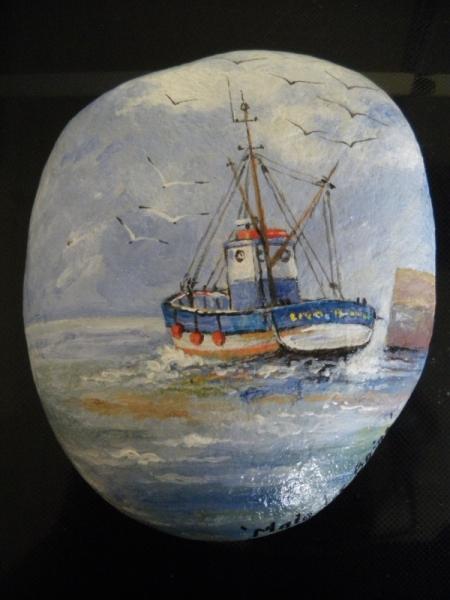 DECO, DESIGN Marine  - galet