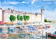 tableau : Port de La Ciotat