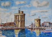tableau marine : La Rochelle N° : 06 SZ 01