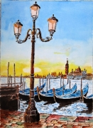 tableau marine : Venise N+ : 09 QT 01