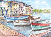 tableau marine bateau : Martigues 01 TZ 03