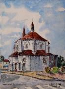 tableau architecture : Saint Michel d'Entraigues en Charente N° : 08 SZ 06