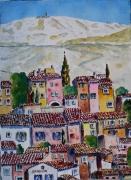 tableau paysages : Roussillon N°: 06 SZ 05