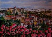 tableau : Callian en Provence 2 N° : 04 DH 02