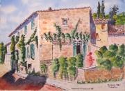 tableau villes : Bastide à La Celle en Provence   N°:03 SZ 01