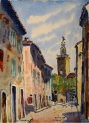 tableau villes : Tavernes en Provence N° : 01 SZ 06