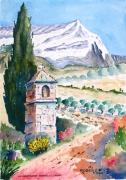 tableau : L'Oratoire de La Ste Victoire