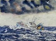 tableau marine : Tempête N°: 12 SZ 02