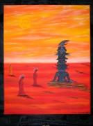 tableau : Totem Dévotion