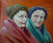 tableau : les vieilles jumelles