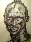 dessin : africain