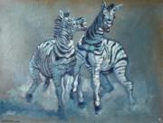 tableau : zebragarre