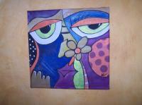 POP ART Abstrait