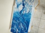 tableau : Valkyrie blue