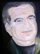 tableau personnages robin williams capitain poete : ROBIN WILLIAMS