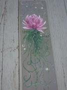 tableau fleurs : fleur de lotus