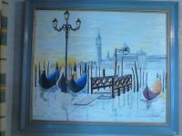 l'embarcadère de Venise