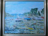 Marée basse sur le Rieux