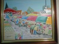 Marché au village