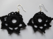 bijoux : boucle d'oreille