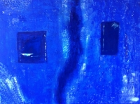 le bleu chemin