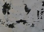 dessin abstrait : dans le juste vide caché 3