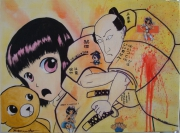 painting : made in japan
