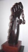 sculpture : L'abolition de l'esclavage